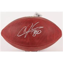 Andre Johnson Signed NFL Football (PSA COA)