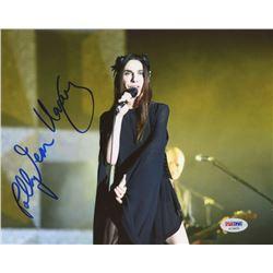 PJ Harvey Signed 8x10 Photo (PSA COA)
