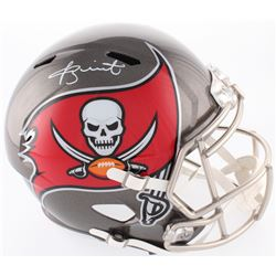 Jameis Winston Signed Buccaneers Full-Size Speed Helmet (Beckett COA  Winston Hologram)
