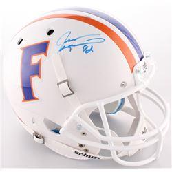 Jevon Kearse Signed Florida Gators Full-Size Throwback Helmet (Radtlke COA)