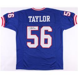 Lawrence Taylor Signed Giants Jersey (JSA COA)