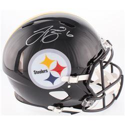 Le'Veon Bell Signed Steelers Full-Size On-Field Speed Helmet (JSA COA)
