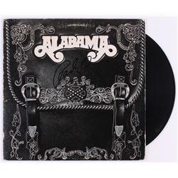 "Randy Owens Signed Alabama ""Feels So Right"" Vinyl Record Album (JSA COA)"
