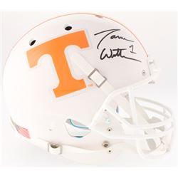 Jason Witten Signed Tennessee Volunteers Full-Size Helmet (Witten Hologram)
