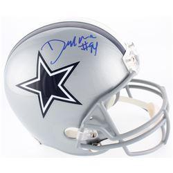 DeMarcus Ware Signed Cowboys Full-Size Helmet (PSA Hologram)