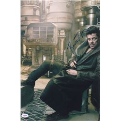 "Benicio del Toro Signed ""Star Wars: The Last Jedi"" 12x18 Photo (PSA COA)"