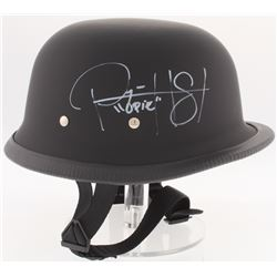 "Ryan Hurst Signed ""Sons of Anarchy"" Biker Helmet Inscribed ""Opie"" (Radtke COA)"