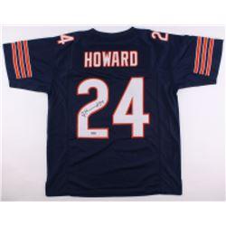 Jordan Howard Signed Bears Jersey (Radtke COA)