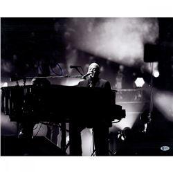 Billy Joel Signed 16x20 Photo (Beckett COA)