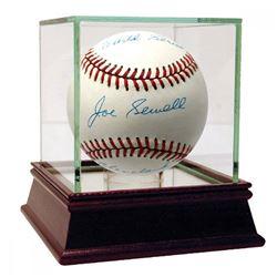 "Joe Sewell Signed OAL Baseball Inscribed ""1920 World Series""  ""Cleveland vs. Brooklyn"" (PSA COA)"