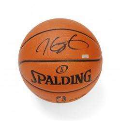 Kevin Durant Signed Spalding Basketball (Panini COA)