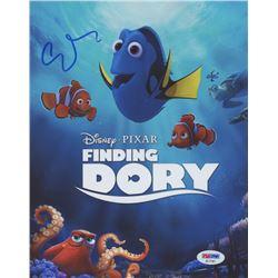 "Ellen DeGeneres Signed ""Finding Dory"" 8x10 Photo (PSA COA)"