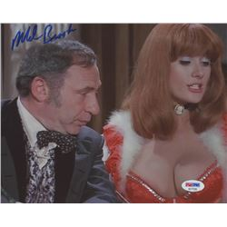 """Mel Brooks Signed """"Blazing Saddles"""" 8x10 Photo (PSA COA)"""