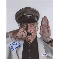 "Mel Brooks Signed ""The Producers"" 8x10 Photo (PSA COA)"