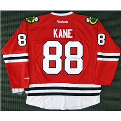 Patrick Kane Signed Blackhawks Jersey (PSA COA)