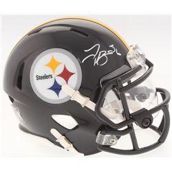 Le'Veon Bell Signed Steelers Speed Mini Helmet (JSA COA)