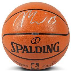 Miles Bridges Signed NBA Game Ball Series Basketball (UDA COA)