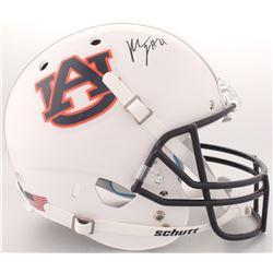 Kerryon Johnson Signed Auburn Tigers Full-Size Helmet (Radtke COA)
