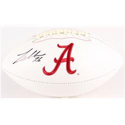 Landon Collins Signed Alabama Crimson Tide Logo Football (GTSM Hologram  Radtke COA)