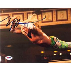 "Mickey Rourke Signed ""The Wrestler"" 8x10 Photo (PSA COA)"