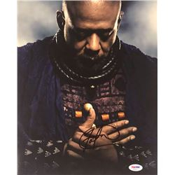 """Forest Whitaker Signed """"Black Panther"""" 11x14 Photo (PSA COA)"""