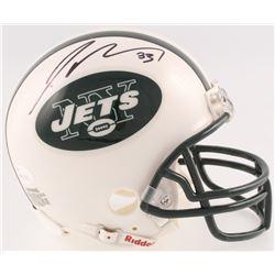 Jamal Adams Signed Jets Mini Helmet (JSA COA)