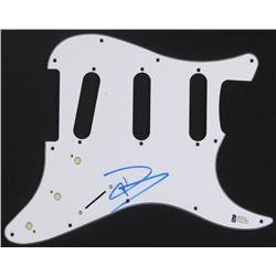 Dave Grohl Signed Electric Guitar Pickguard (Beckett COA)