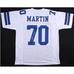 Zack Martin Signed Cowboys Jersey (Radtke COA)