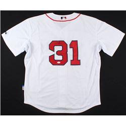 Jon Lester Signed Red Sox Jersey (JSA COA)