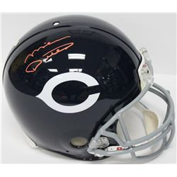 Mike Ditka Signed Bears Throwback Authentic On-Field Full-Size Helmet (JSA COA)