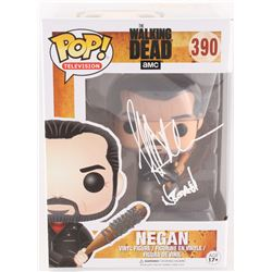 "Jeffrey Dean Morgan Signed The Walking Dead ""Negan"" Funko Pop Vinyl Figure Inscribed ""Negan"" (Radtke"