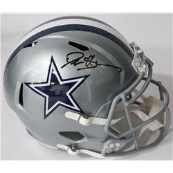 Deion Sanders Signed Cowboys Full-Size Speed Helmet (JSA COA)