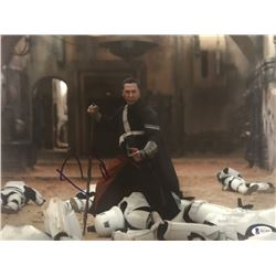 "Donnie Yen Signed ""Rogue One: A Star Wars Story"" 11x14 Photo (Beckett COA)"