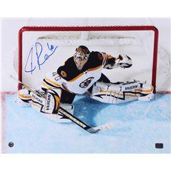 Tuukka Rask Signed Bruins 16x20 Photo (Rask Hologram  Diamond Legends Hologram)