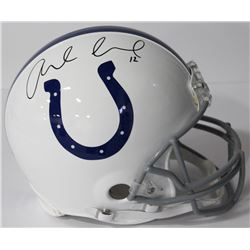 Andrew Luck Signed Colts Authentic On-Field Full-Size Helmet (Panini Hologram)