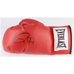 Roy Jones Jr. Signed Everlast Boxing Glove (Schwartz COA)