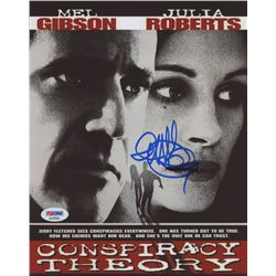"Richard Donner Signed ""Conspiracy Theory"" 8x10 Photo (PSA COA)"