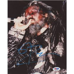 "Rob Zombie Signed ""White Zombie"" 8x10 Photo (PSA COA)"