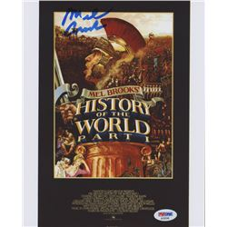"Mel Brooks Signed ""History of the World, Part I"" 8x10 Photo (PSA COA)"