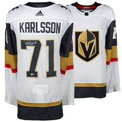 William Karlsson Signed Golden Knights Adidas Jersey (Fanatics Hologram)