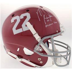 "Mark Ingram Signed Alabama Crimson Tide Full-Size Helmet Inscribed ""Heisman 2009"" (Radtke COA  Ingra"