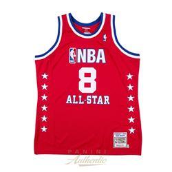 Kobe Bryant Signed 2003 Western Conference Lakers Jersey (Panini COA)