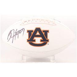 Bo Jackson Signed Auburn Tigers Logo Football (Jackson Hologram)