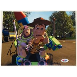 "Tom Hanks  Tim Allen Signed ""Toy Story"" 8x10 Photo (PSA LOA)"