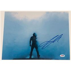 """Jason Momoa Signed """"Aquaman"""" 11x14 Photo (PSA COA)"""