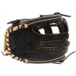 "Ozzie Smith Full-Size Pro Model Baseball Catchers Glove Inscribed ""13x G.G."" (Schwartz COA)"