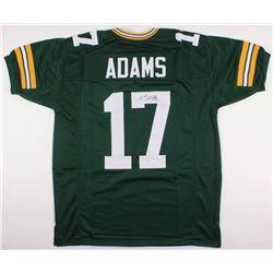 Davante Adams Signed Packers Jersey (JSA COA)