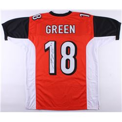A. J. Green Signed Bengals Jersey (JSA COA)