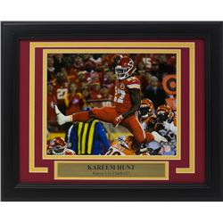 Kareem Hunt Kansas City Chiefs 11x14 Custom Framed Photo Display
