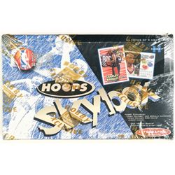 1997-98 Skybox Hoops Basketball Series 2 Unopened Basketball Hobby Box of (36) Packs